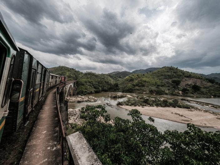 The train of Manakara